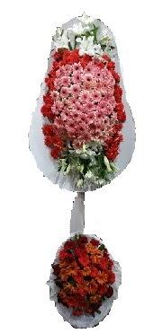 çift katlı düğün açılış sepeti  Yozgat internetten çiçek satışı