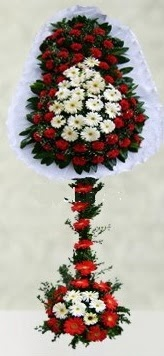 Yozgat internetten çiçek satışı  çift katlı düğün açılış çiçeği
