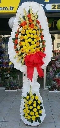 Çift katlı düğün nikah açılış çiçeği  Yozgat güvenli kaliteli hızlı çiçek