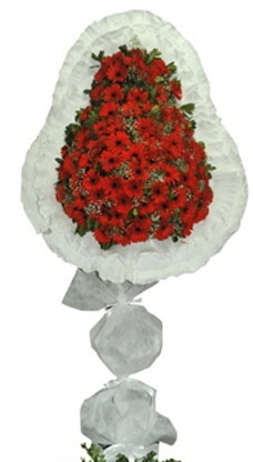 Tek katlı düğün nikah açılış çiçek modeli  Yozgat cicekciler , cicek siparisi