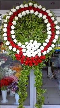 Cenaze çelenk çiçeği modeli  Yozgat anneler günü çiçek yolla