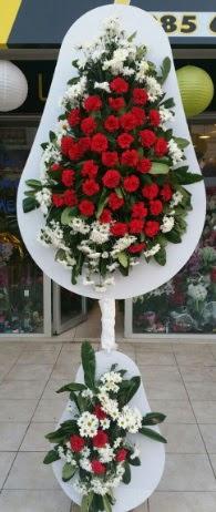 2 katlı nikah çiçeği düğün çiçeği  Yozgat çiçek gönderme