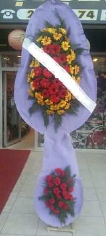 Çift katlı nikah düğüne çiçek modeli  Yozgat internetten çiçek siparişi