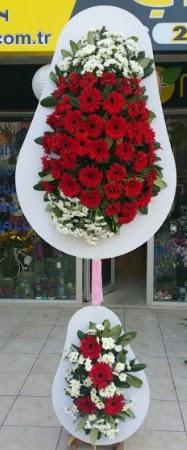 Çift katlı düğün nikah işyeri açılış çiçeği  Yozgat İnternetten çiçek siparişi