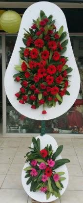 Çift katlı düğün nikah açılış çiçek modeli  Yozgat internetten çiçek siparişi