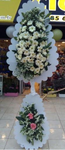 Çift katlı düğün nikah açılış çiçeği  Yozgat çiçekçi telefonları