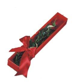 Yozgat çiçek online çiçek siparişi  tek kutu gül sade ve sik
