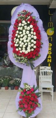 Çift katlı işyeri açılış çiçek modeli  Yozgat ucuz çiçek gönder