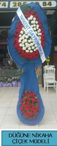 Düğüne nikaha çiçek modeli  Yozgat çiçek satışı