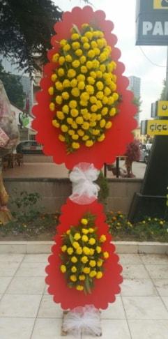 Düğün nikah açılış çiçek modeli  Yozgat çiçek siparişi sitesi