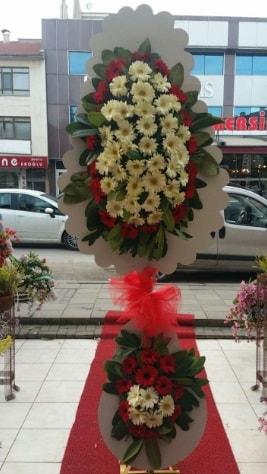 Çift katlı düğün açılış çiçeği  Yozgat çiçek satışı