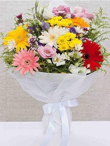 Karışık Mevsim Buketleri  Yozgat ucuz çiçek gönder