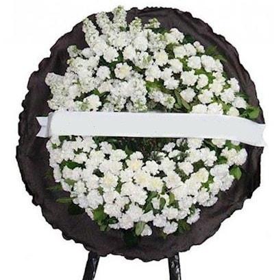 Cenaze çelengi çiçeği modelleri  Yozgat internetten çiçek satışı