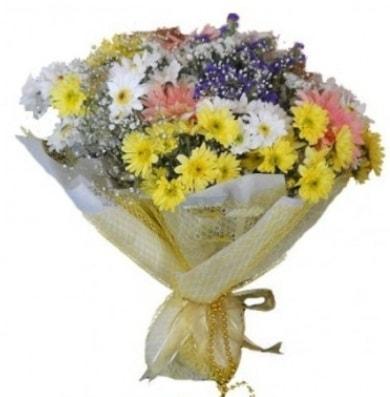 Karışık mevsim çiçeği  Yozgat çiçek satışı