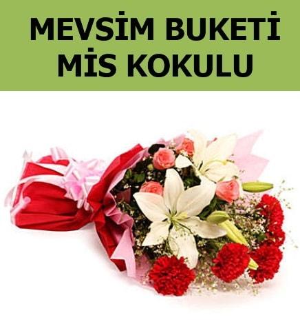 Karışık mevsim buketi mis kokulu bahar  Yozgat ucuz çiçek gönder