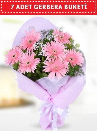 Pembe Gerbera Buketi  Yozgat çiçek , çiçekçi , çiçekçilik