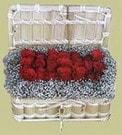Yozgat cicekciler , cicek siparisi  Sandikta 11 adet güller - sevdiklerinize en ideal seçim